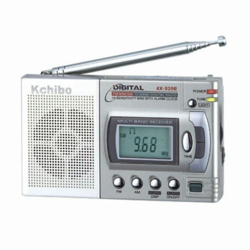 kchibo kk 939b digital radio portable radio world receiver radio alarm clock radio buy. Black Bedroom Furniture Sets. Home Design Ideas