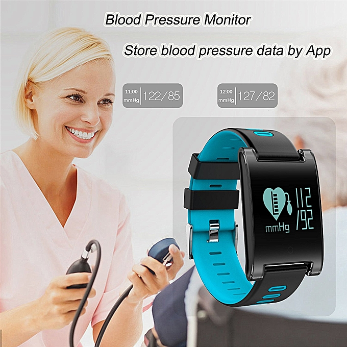 Generic Blood Pressure Monitor Touch Screen Personal