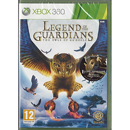 Legend Of The Guardians: The Owls Of Ga'Hoole [XBOX360]