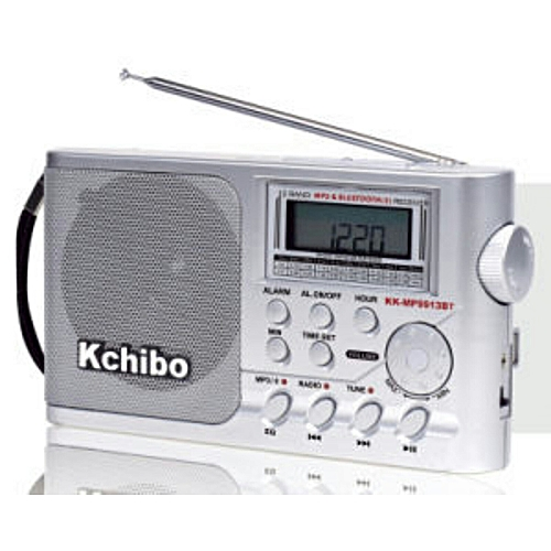 KCHIBO DIGITAL WORLD RECEIVER RADIO