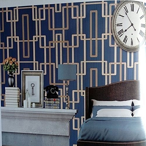 Generic Wallpaper Design - Blue Wallpaper