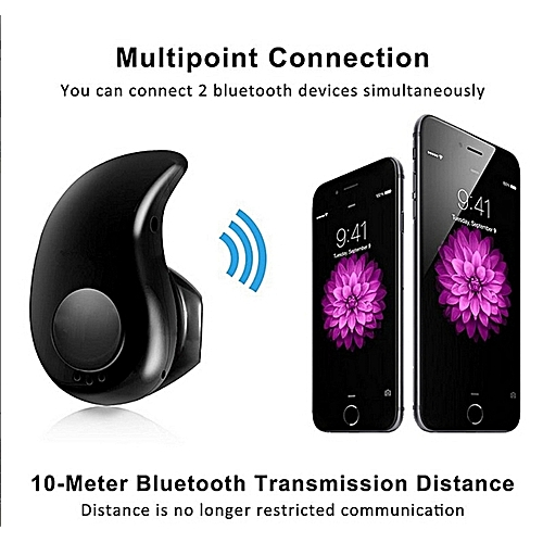 Generic Bluetooth Earphone Wireless Earpiece Auriculare Cordless Headphone Blutooth Stereo Handsfree Ear Headset For IPhone Airpods