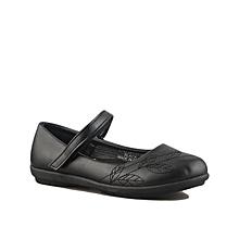 Girl Black School Shoe c15dcfa43