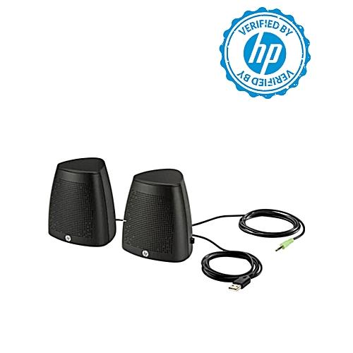 S3100 Black USB Speaker - V3Y47AA#ABB
