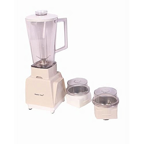Electric Blender With 2 Mill Attached