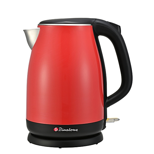 Electric Water Kettle (High Speed/Double Wall) - CEJ-1755DW (Red)