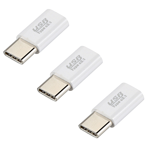 1PC USB-C Type-C 3.1 To Micro USB Data Charging Adapter For Samsung Galaxy S8