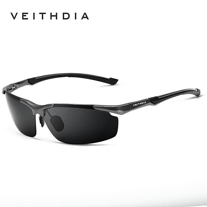 1906bdcefaa VEITHDIA 6592 2016 New Polarized Sunglasses Men Brand Designer Male Vintage  Sun Glasses Eyewear Gafas Oculos