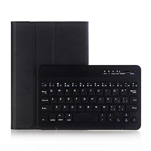 A03 For IPad Mini 3 / 2 / 1 Ultra-thin ABS Horizontal Flip Case + Bluetooth Keyboard(Black)