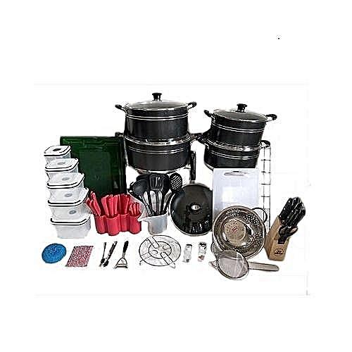 64 Piece Kitchen Bundle