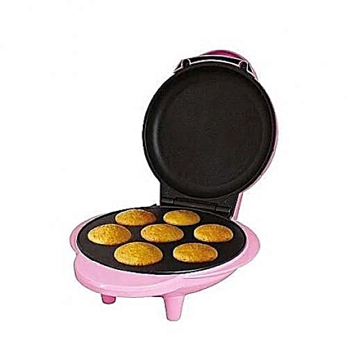 Delta Electric 7 Cupcake Maker Non-Stick