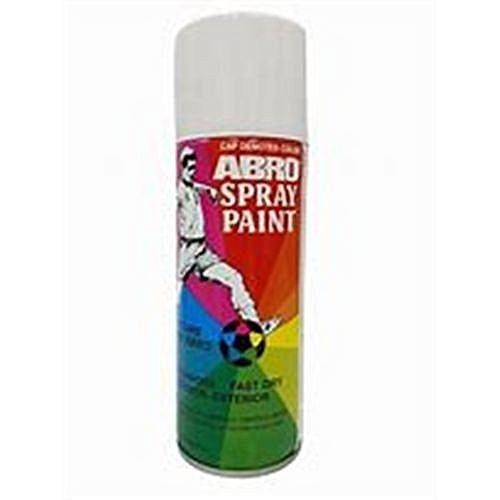 Spray Paint - Gloss White