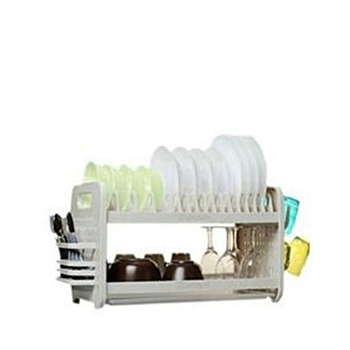 Dish Drainer & Plate Rack