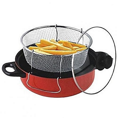 NS - Manual Deep Fryer- Non-stick