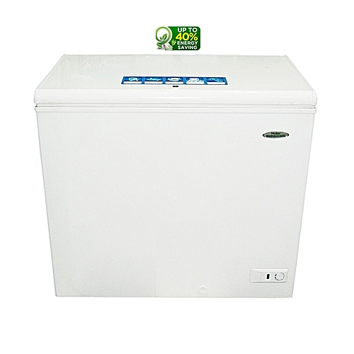 Chest Freezer HTF-150H-White. (Energy Saving Up To 40%)