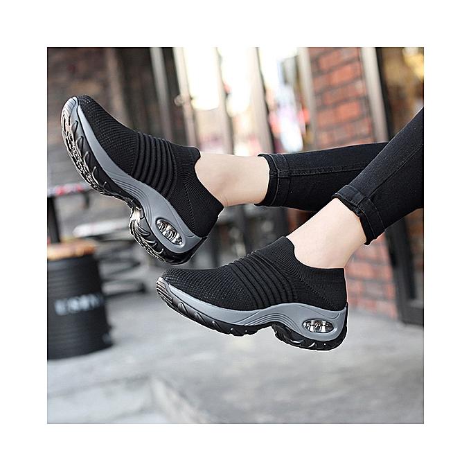 Trendy Ladies Snug-Fit Sneakers