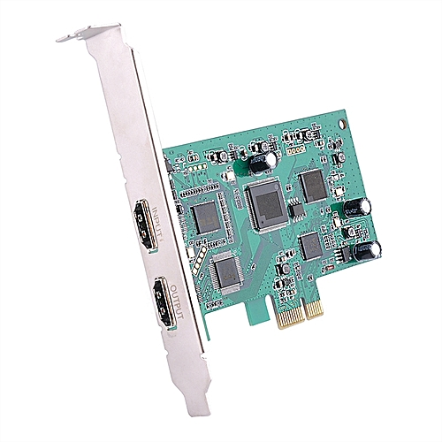 Y&H PCIe Game Capture Card HDMI HD 1080P 60FPS Video Record Capture Support Twitch Hitbox Youtube Live Streaming For PS3 PS4 Xbox One 360 Wii U And Nintendo Ezcap294