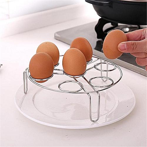 2-Pack Egg Steamer Rack Trivet For Instant Pot Pressure Cooker Accessories
