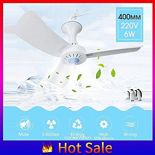 "12VOLT DC 16"" PORTABLE MINI CEILING FAN W 12VDC / AC ADAPTER & 12V BATTERY CLIPS"