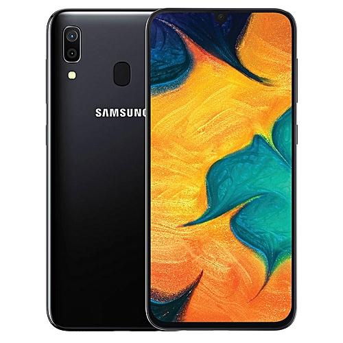 Galaxy A30 6.4-inch, 64GB ROM, 4GB RAM, Dual Camera, 4G LTE