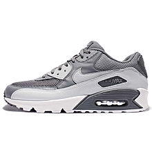 MEN AIR MAX 90 ESSENTIAL SHOE GREY 537384-073 US7-11 04'