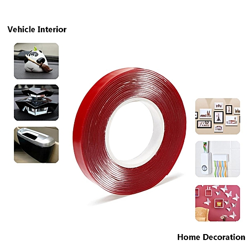 3m Strong Acrylic Adhesive Film 10mm 3M4910VHB Double Sided Tape For Glass High Temperature Resistant Non-trace