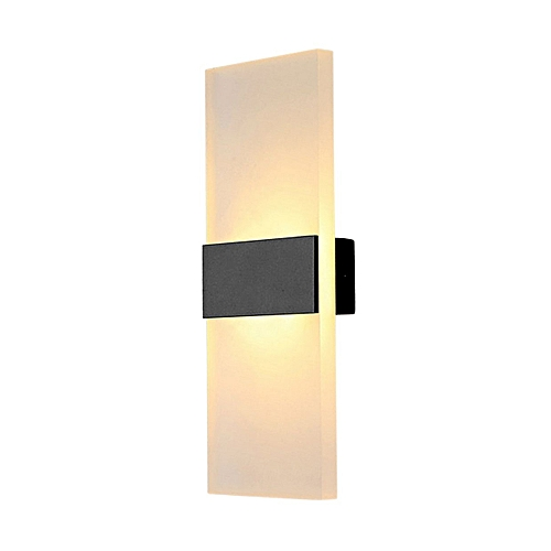 LED Wall Lamp Bed-light Personal Ultra-thin Pathway With Rectangle Shape