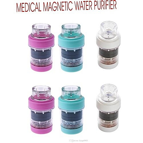 6Pcs Medical Magnetized Water Filter/Purifier