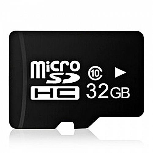 TF Card 32GB 15MB/s 5MB/s Class10 Micro SD Card-BLACK