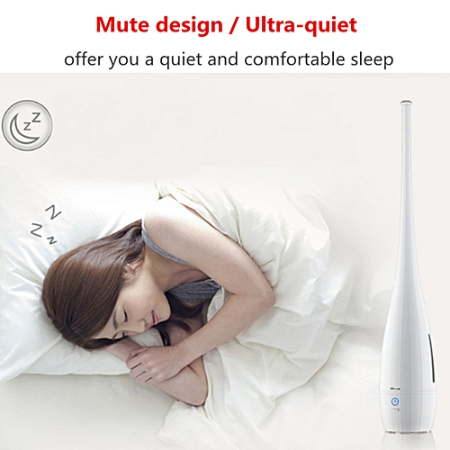 Essential Ultrasonic Air Humidifier Aromatherapy Diffuser Atomizer