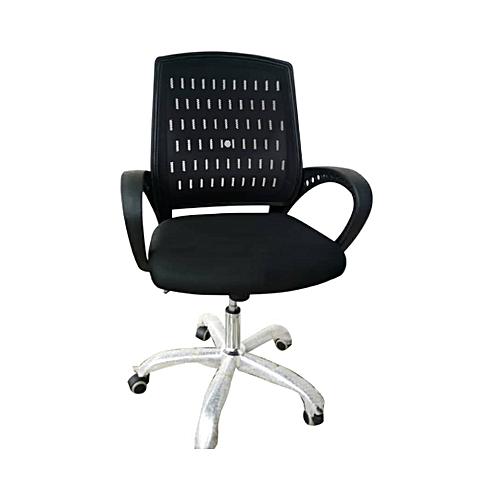 B19 Net Office Chair - Black