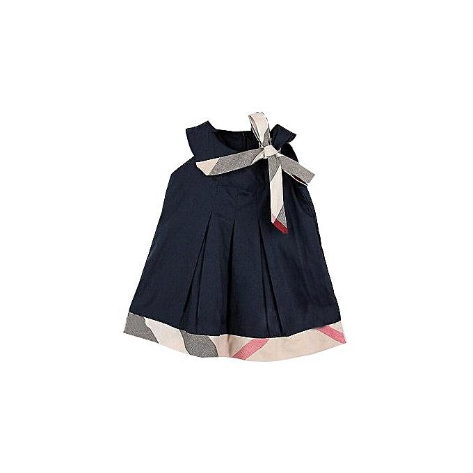 13e5e55f5 Fashion Baby Girls Toddler Kids Princess Dress Party Evening ...
