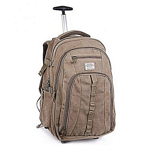 Aoking Multipurpose Trolley Travelbag Laptop Bag