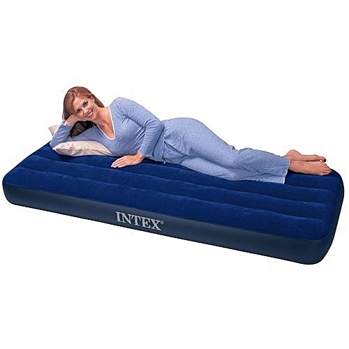 Airbed Single Size With Pump