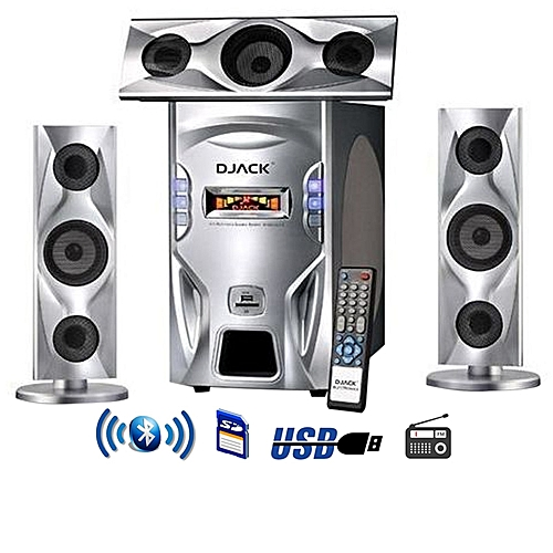 Djack 3.1 Powerful Bluetooth Home Theatre DJ-F3L