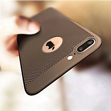 IPHONE 7 PLUS CASE,HOLLOW BREATHABLE Case For Iphone 7 PLUS (Durable, Thick
