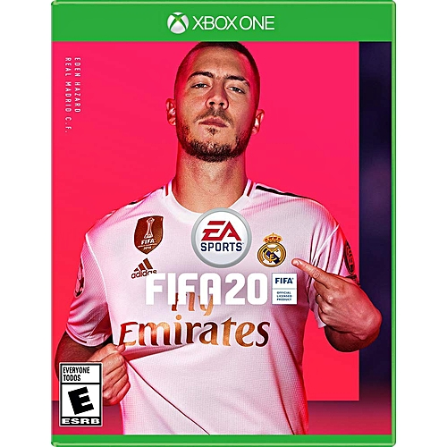 XBOX ONE FIFA 20 - STANDARD EDITION