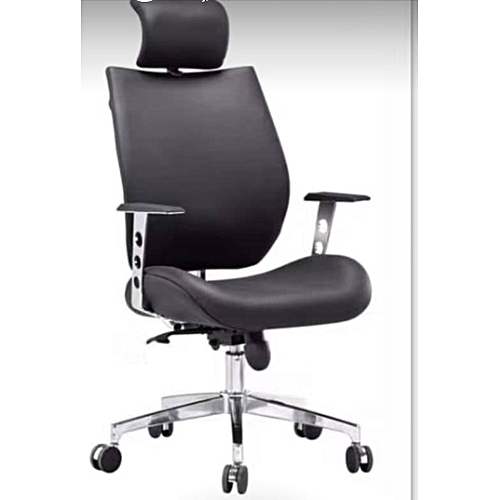 Executive Office Chair- Black