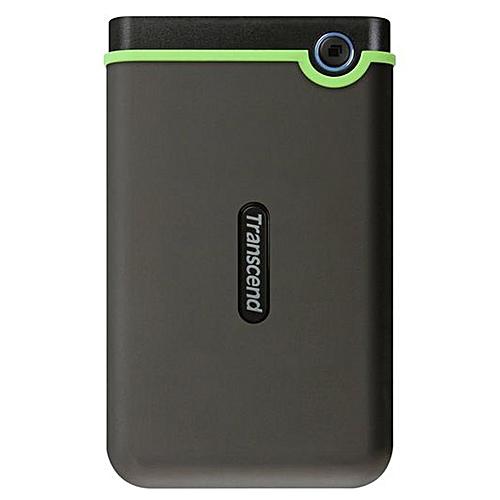 Transcend StoreJet 25M3 1TB Portable Hard Drive