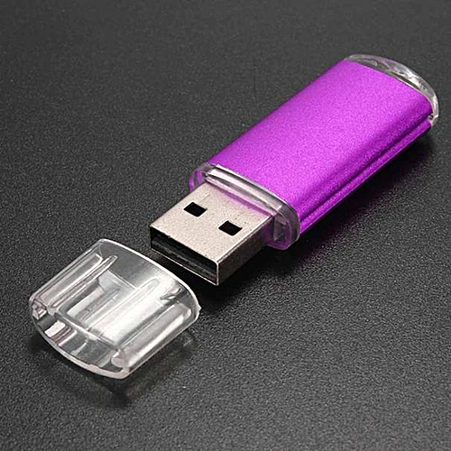 2GB USB 2.0 Metal Flash Memory Stick Storage Thumb U Disk PP
