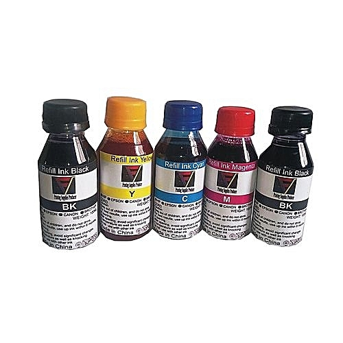 Refill Ink Set For Hp, Canon, Brother, Epson Refillable Cartridge