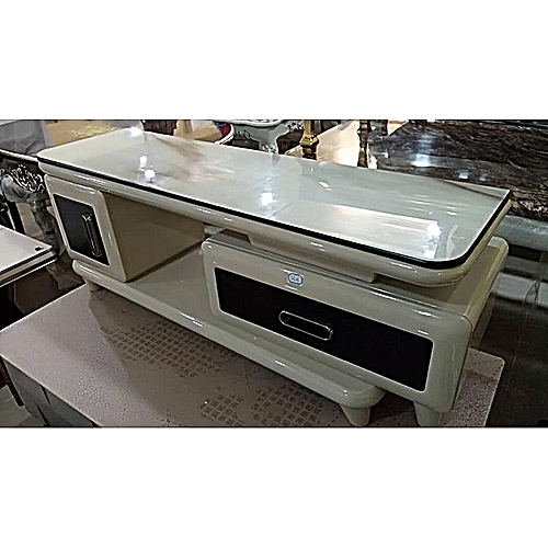 TV Shelve With Drawer (Lagos Delivery Only)