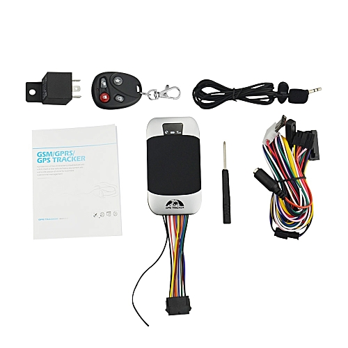 GPS Car Tracker GPS303G TK303G ACC Working Alarm