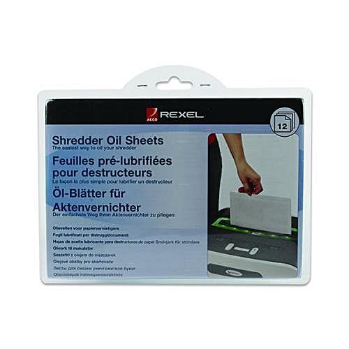 Shredder Oil Sheets - 2101948