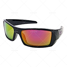 038c17c7af3 Gascan Mirror Sunglasses OO301 - Black Frame Purple Mercury Lenses