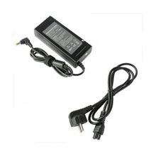 19V 3.95A AC Adapter With EU Power Cord For HP / Compaq Laptop (5.5*2.5mm / 3-Prong)