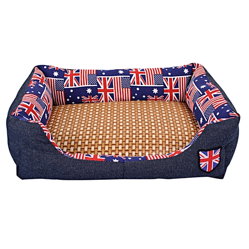 Small Medium Large Size Pet Dog Cat Sleeping Mat Pad Summer Cooling Cushion New