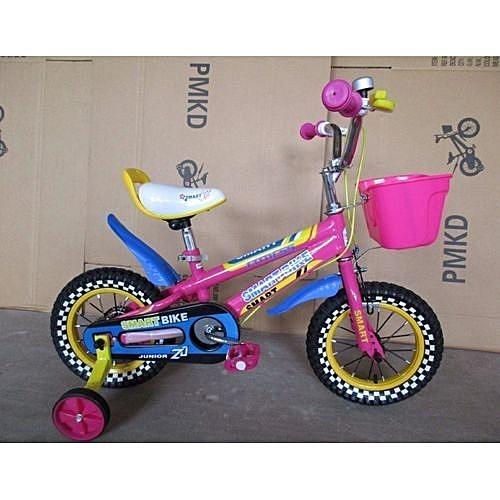 Kids Bicycle - Pink