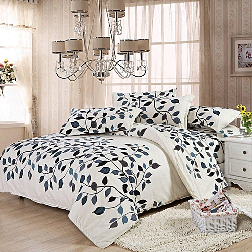 All Size Duvet Cover With Pillow Case Quilt Cover Bedding Set Single Double King#Single 06