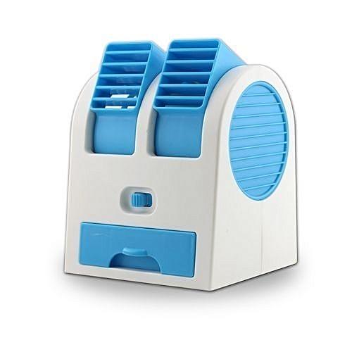 Mini Fan Mini Fragrance USB Air Conditioning Fan - MULTI